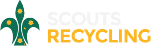 scouts recycling logo