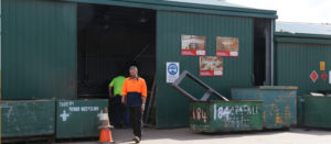 salisbury plan recycling depot