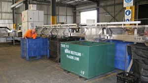 automated recycling